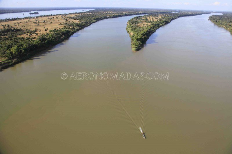 zona 4 mil islas Mekong River