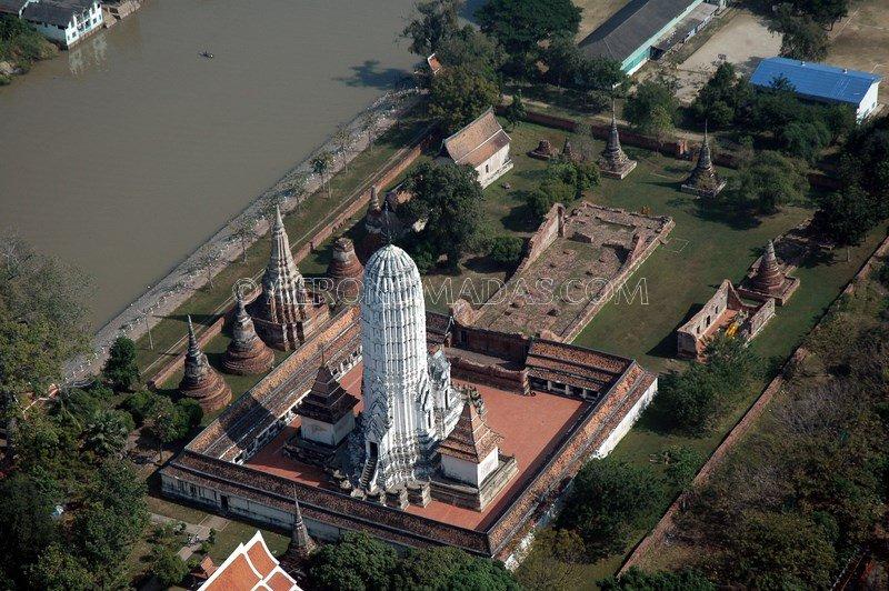 Ayutthaya Templo
