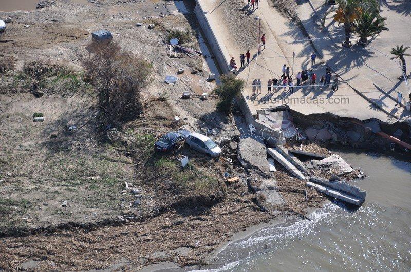Inundaciones Vera  Playa