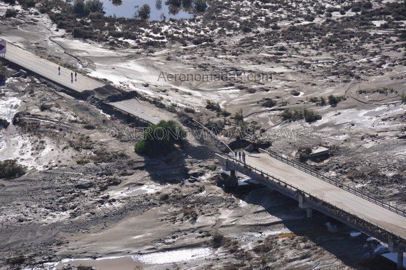 Inundaciones puente