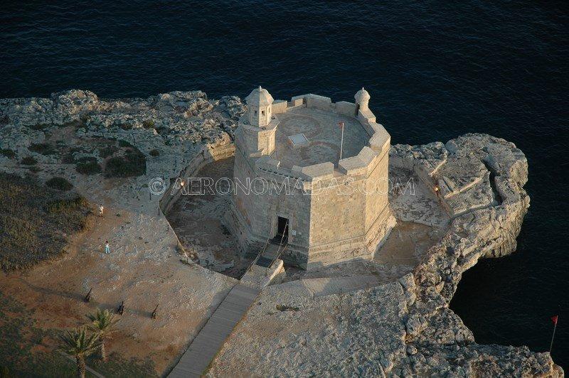 Menorca castillo