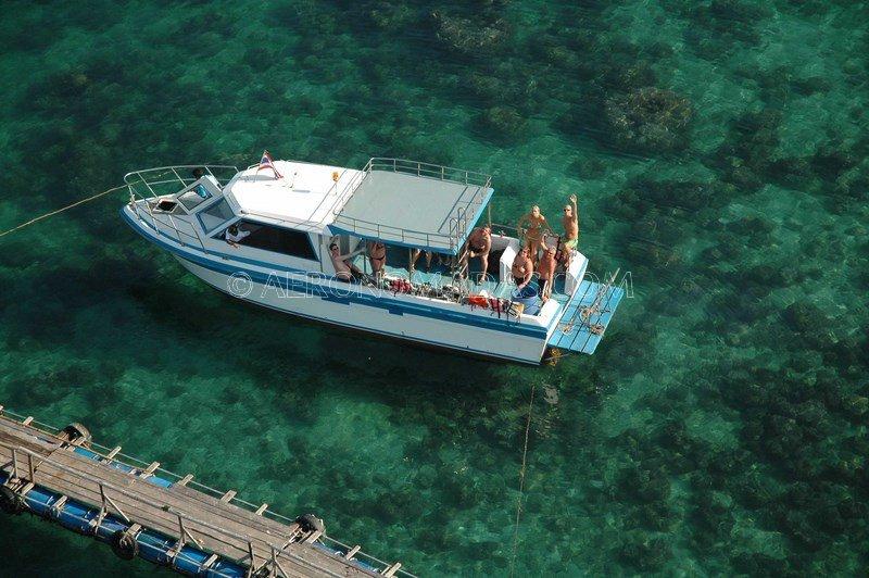 barca turistas