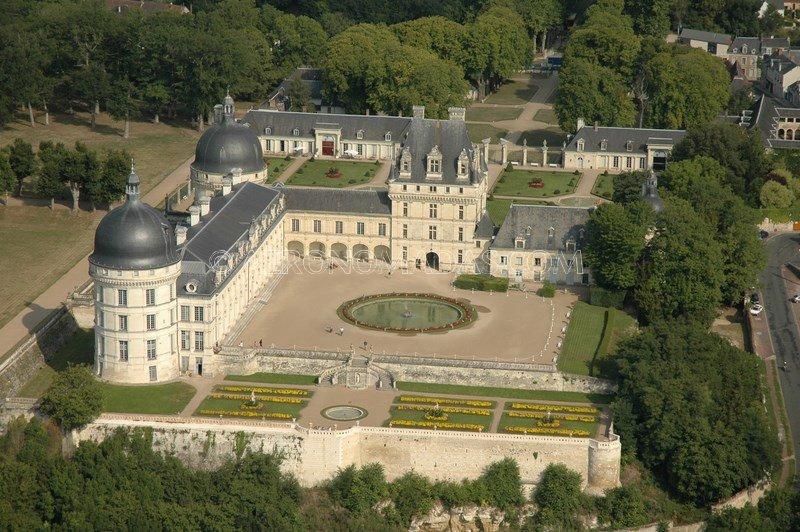 castillo aerea francia
