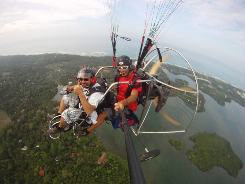 Fly in Sri Lanka